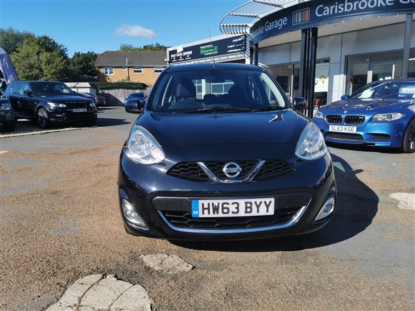 Car For Sale Nissan Micra - HW63BYY Sixers Group Image #2