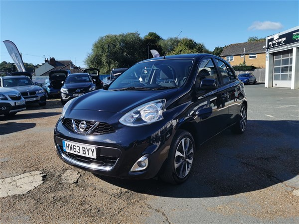 Car For Sale Nissan Micra - HW63BYY Sixers Group Image #3