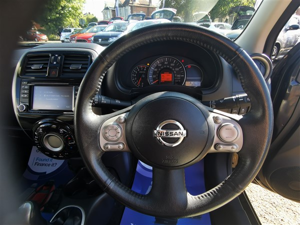 Car For Sale Nissan Micra - HW63BYY Sixers Group Image #14