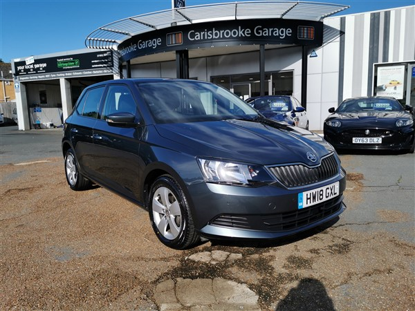 Car For Sale Skoda Fabia - HW18GXL Sixers Group Image #0