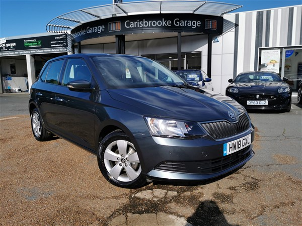 Car For Sale Skoda Fabia - HW18GXL Sixers Group Image #1