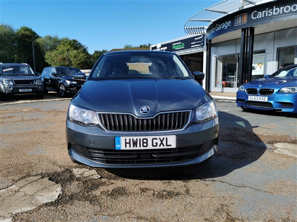 Car For Sale Skoda Fabia - HW18GXL Sixers Group Image #2