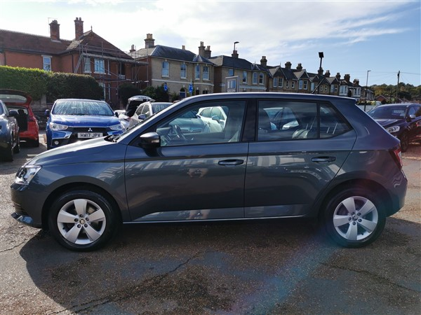 Car For Sale Skoda Fabia - HW18GXL Sixers Group Image #4