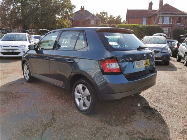 Car For Sale Skoda Fabia - HW18GXL Sixers Group Image #5