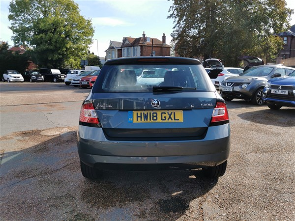 Car For Sale Skoda Fabia - HW18GXL Sixers Group Image #6