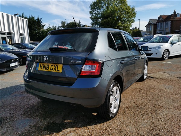 Car For Sale Skoda Fabia - HW18GXL Sixers Group Image #8