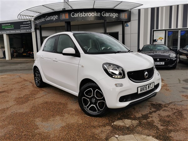 Car For Sale Smart FORFOUR - AK15WTJ Sixers Group Image #0