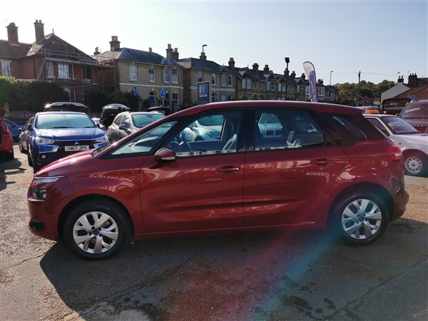 Car For Sale Citroen C4 Picasso - RF65ZRL Sixers Group Image #4