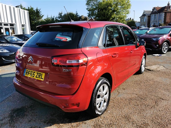Car For Sale Citroen C4 Picasso - RF65ZRL Sixers Group Image #6