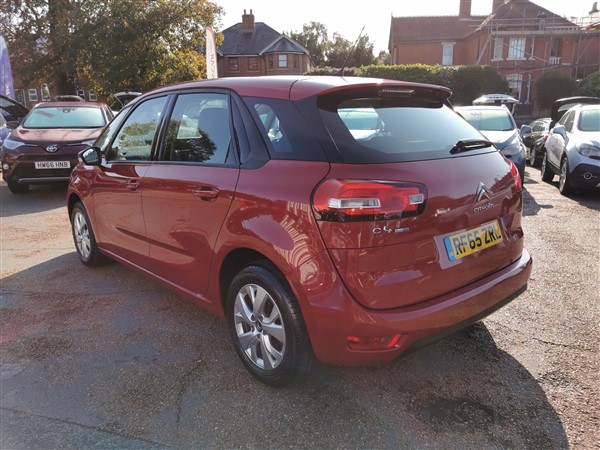 Car For Sale Citroen C4 Picasso - RF65ZRL Sixers Group Image #8
