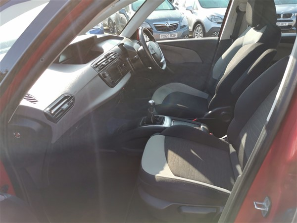Car For Sale Citroen C4 Picasso - RF65ZRL Sixers Group Image #10