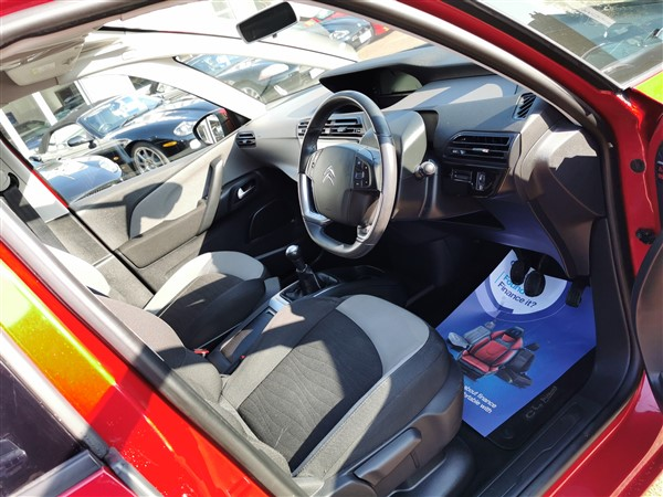 Car For Sale Citroen C4 Picasso - RF65ZRL Sixers Group Image #13