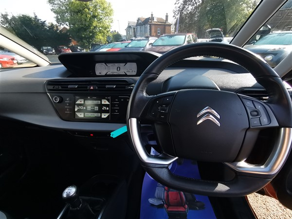 Car For Sale Citroen C4 Picasso - RF65ZRL Sixers Group Image #16