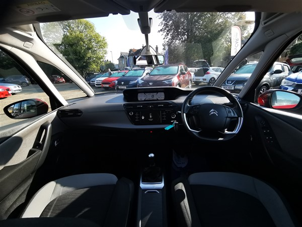Car For Sale Citroen C4 Picasso - RF65ZRL Sixers Group Image #17