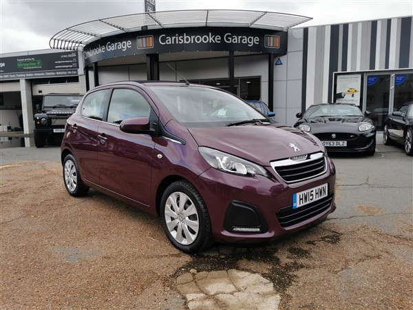 Car For Sale Peugeot 108 - HW15HWN Sixers Group Image #0