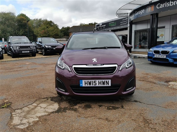 Car For Sale Peugeot 108 - HW15HWN Sixers Group Image #2