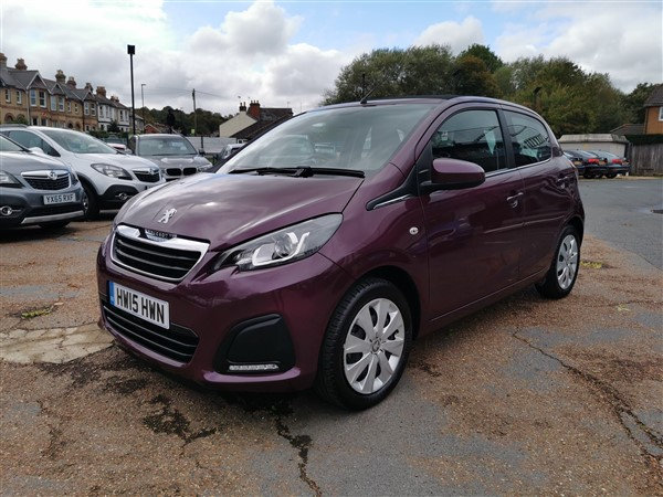 Car For Sale Peugeot 108 - HW15HWN Sixers Group Image #3