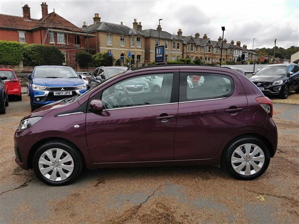 Car For Sale Peugeot 108 - HW15HWN Sixers Group Image #5