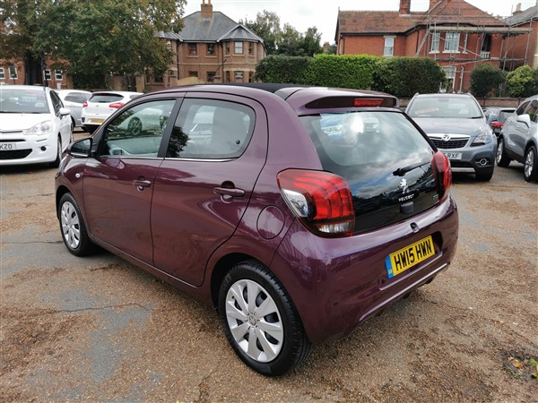 Car For Sale Peugeot 108 - HW15HWN Sixers Group Image #6