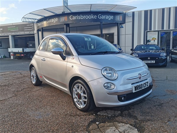 Car For Sale Fiat 500 - WR60CFZ Sixers Group Image #0