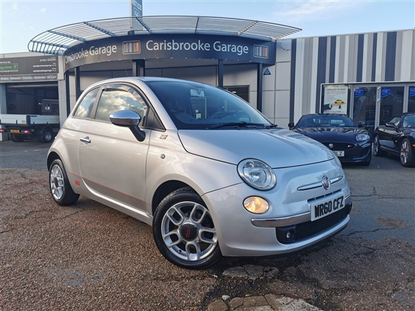 Car For Sale Fiat 500 - WR60CFZ Sixers Group Image #1
