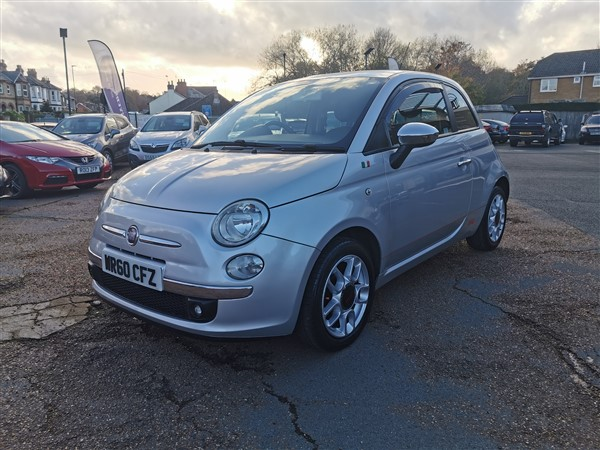 Car For Sale Fiat 500 - WR60CFZ Sixers Group Image #3