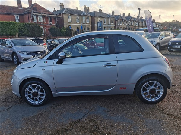 Car For Sale Fiat 500 - WR60CFZ Sixers Group Image #4