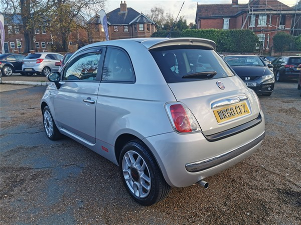 Car For Sale Fiat 500 - WR60CFZ Sixers Group Image #8