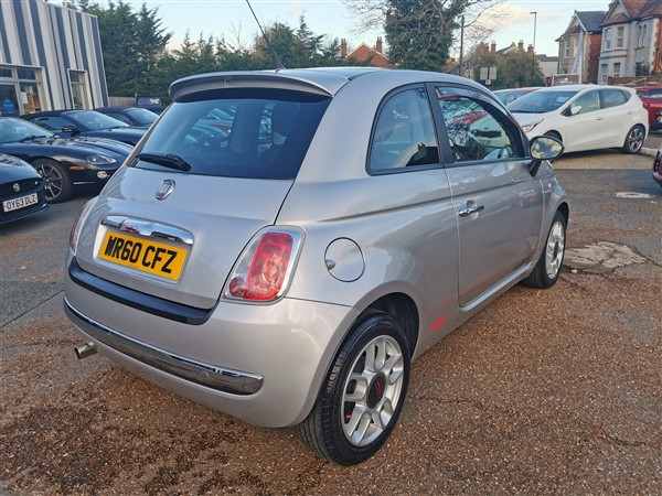Car For Sale Fiat 500 - WR60CFZ Sixers Group Image #9