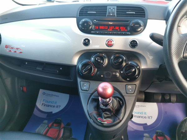 Car For Sale Fiat 500 - WR60CFZ Sixers Group Image #12