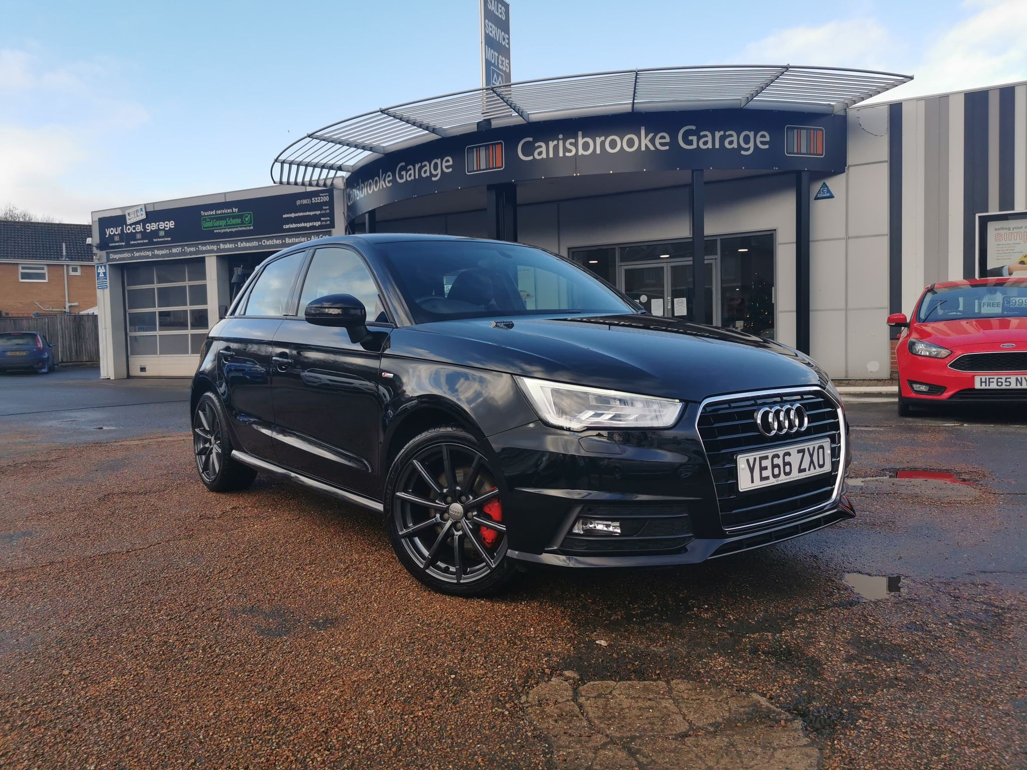 Car For Sale Audi A1 - YE66ZXO Sixers Group Image #0