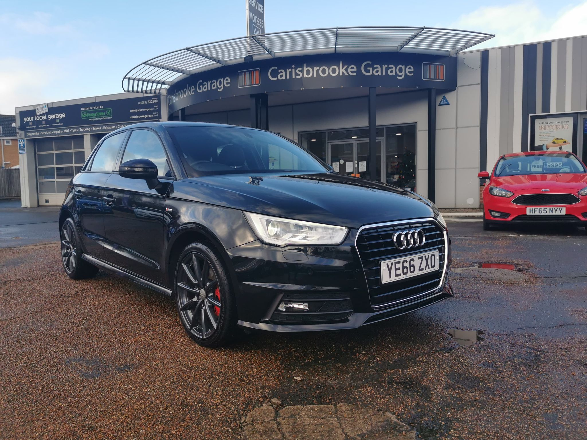 Car For Sale Audi A1 - YE66ZXO Sixers Group Image #1