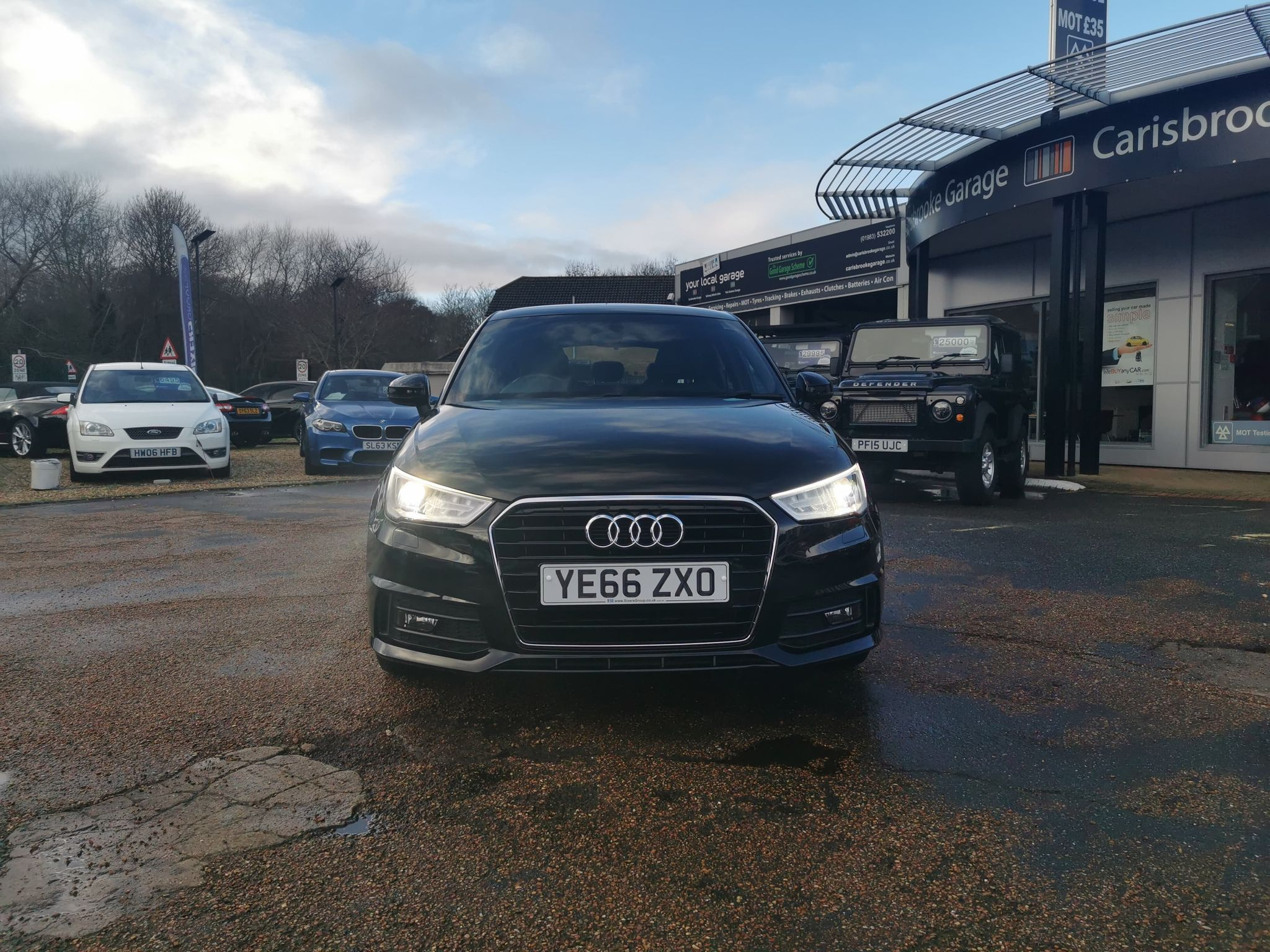 Car For Sale Audi A1 - YE66ZXO Sixers Group Image #2