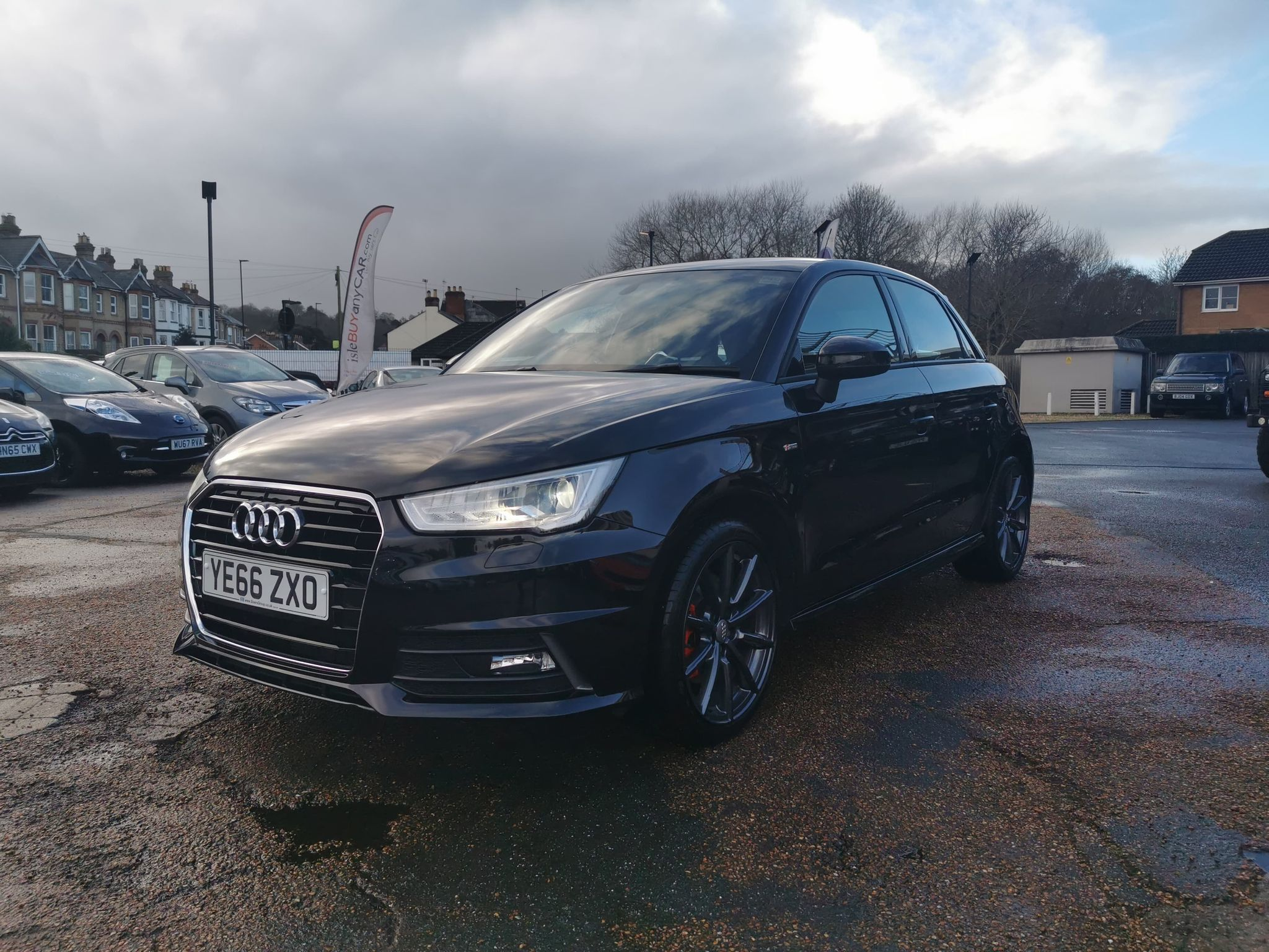Car For Sale Audi A1 - YE66ZXO Sixers Group Image #3