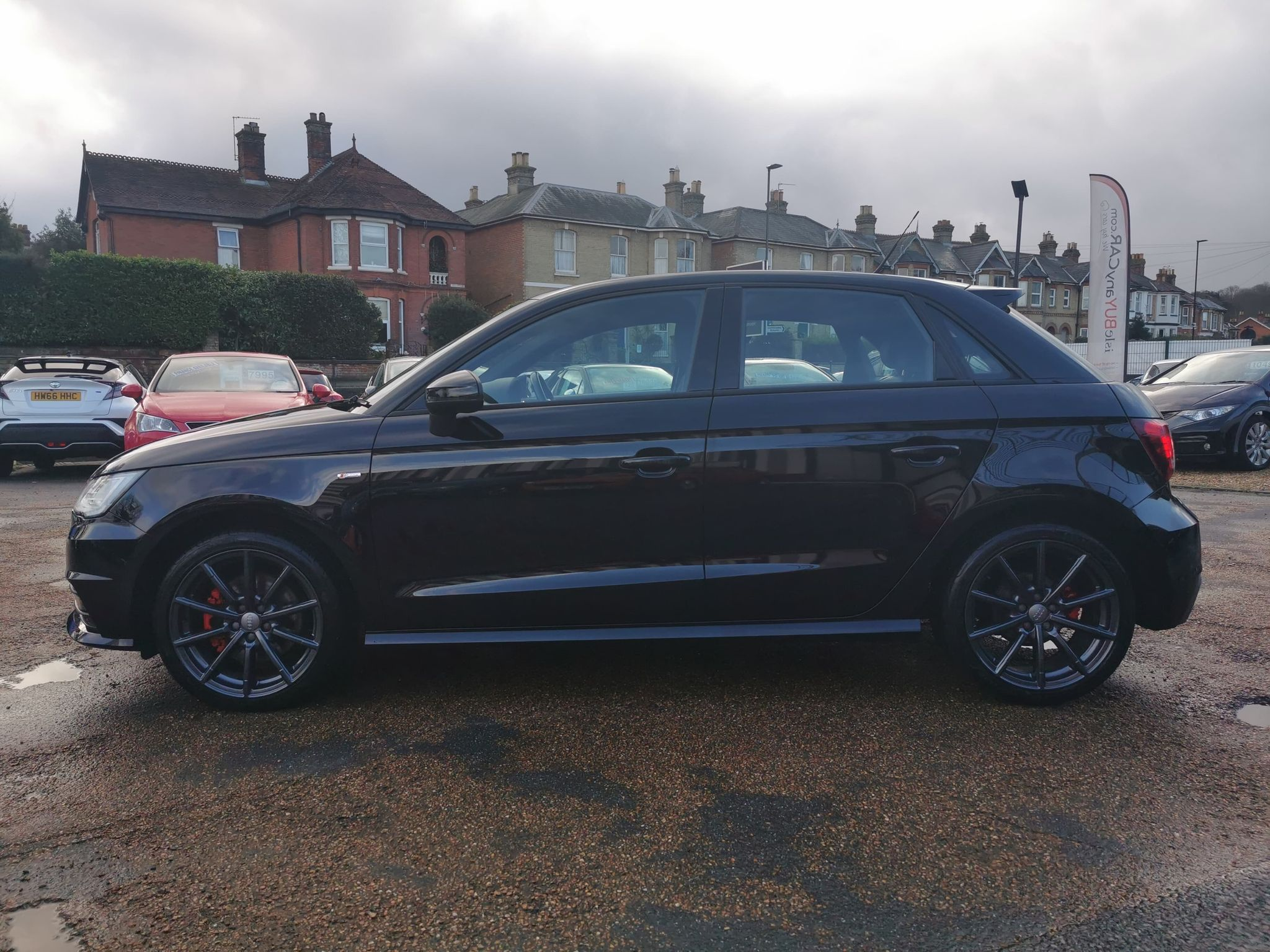 Car For Sale Audi A1 - YE66ZXO Sixers Group Image #4