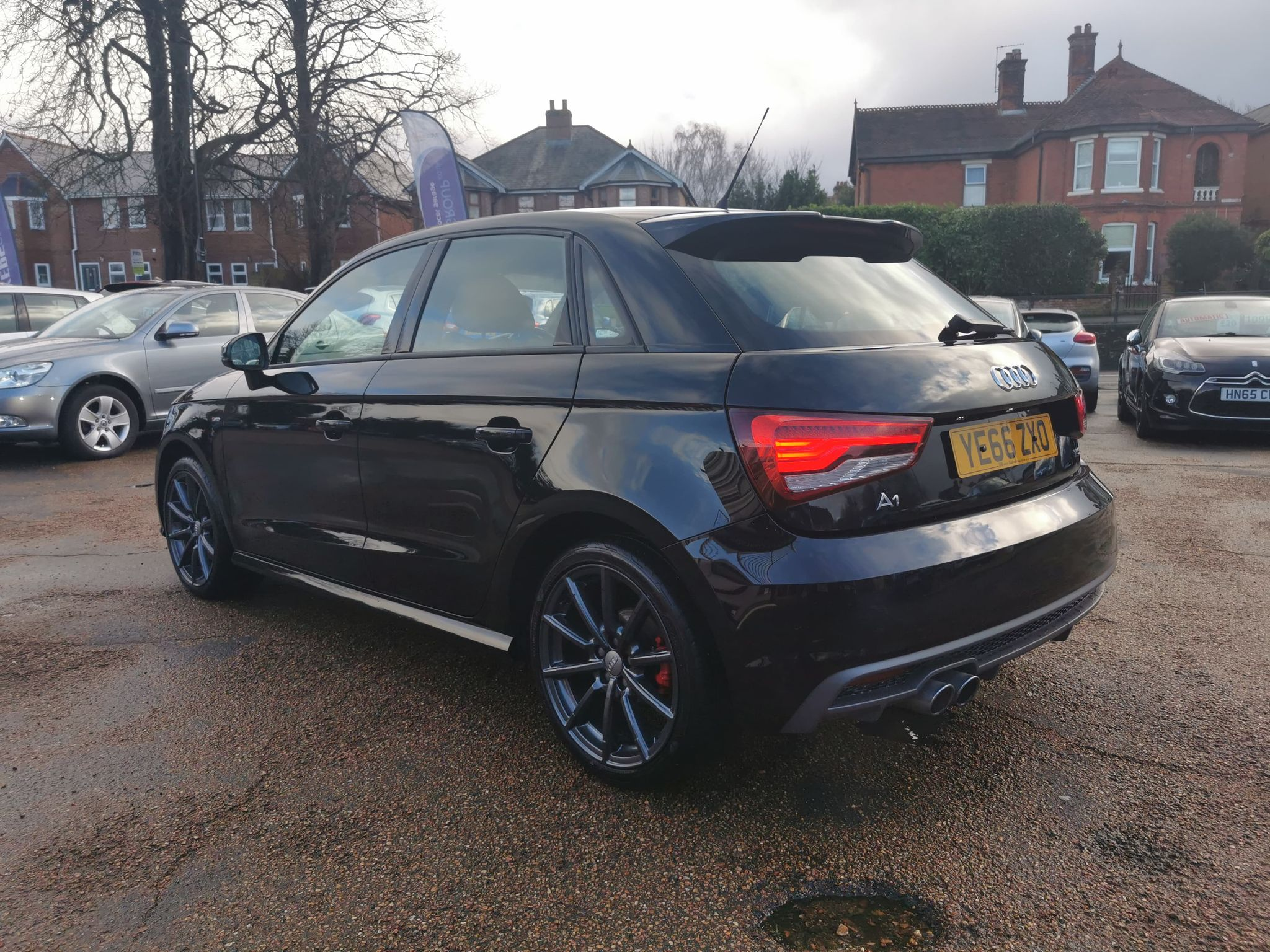 Car For Sale Audi A1 - YE66ZXO Sixers Group Image #5