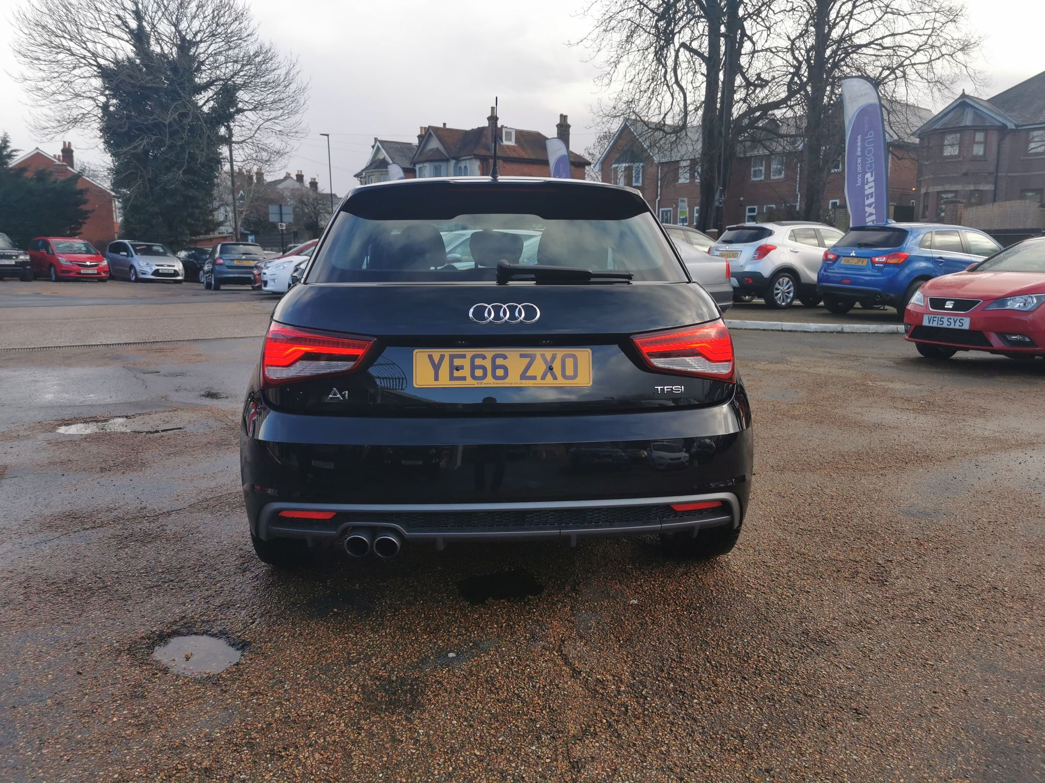 Car For Sale Audi A1 - YE66ZXO Sixers Group Image #6