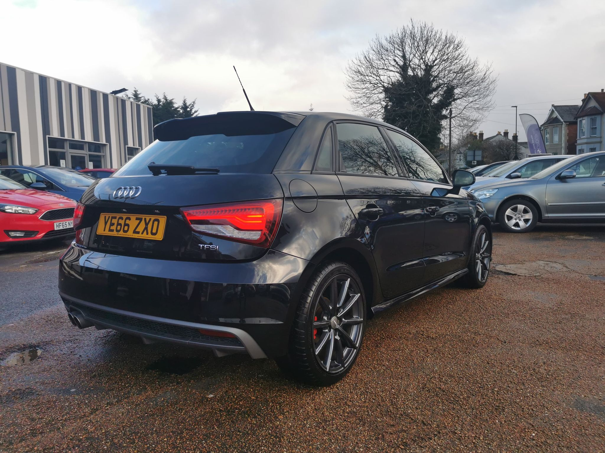 Car For Sale Audi A1 - YE66ZXO Sixers Group Image #8