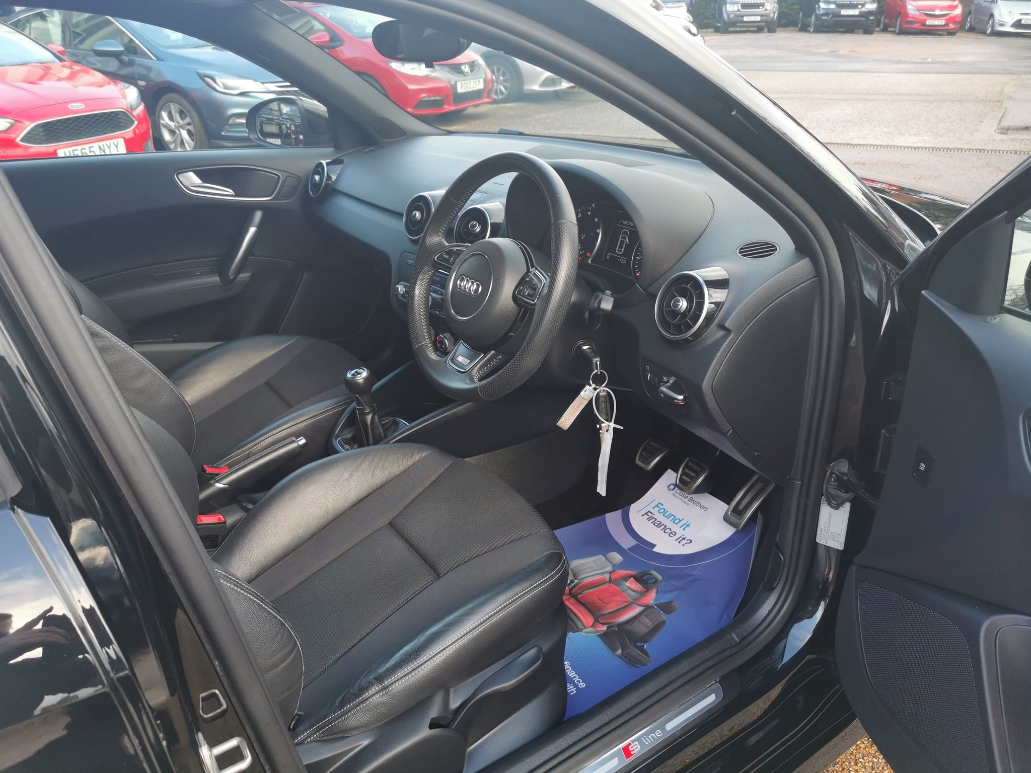 Car For Sale Audi A1 - YE66ZXO Sixers Group Image #10