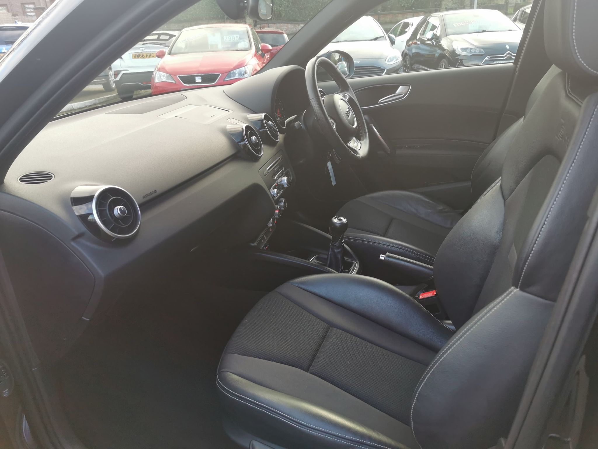 Car For Sale Audi A1 - YE66ZXO Sixers Group Image #11