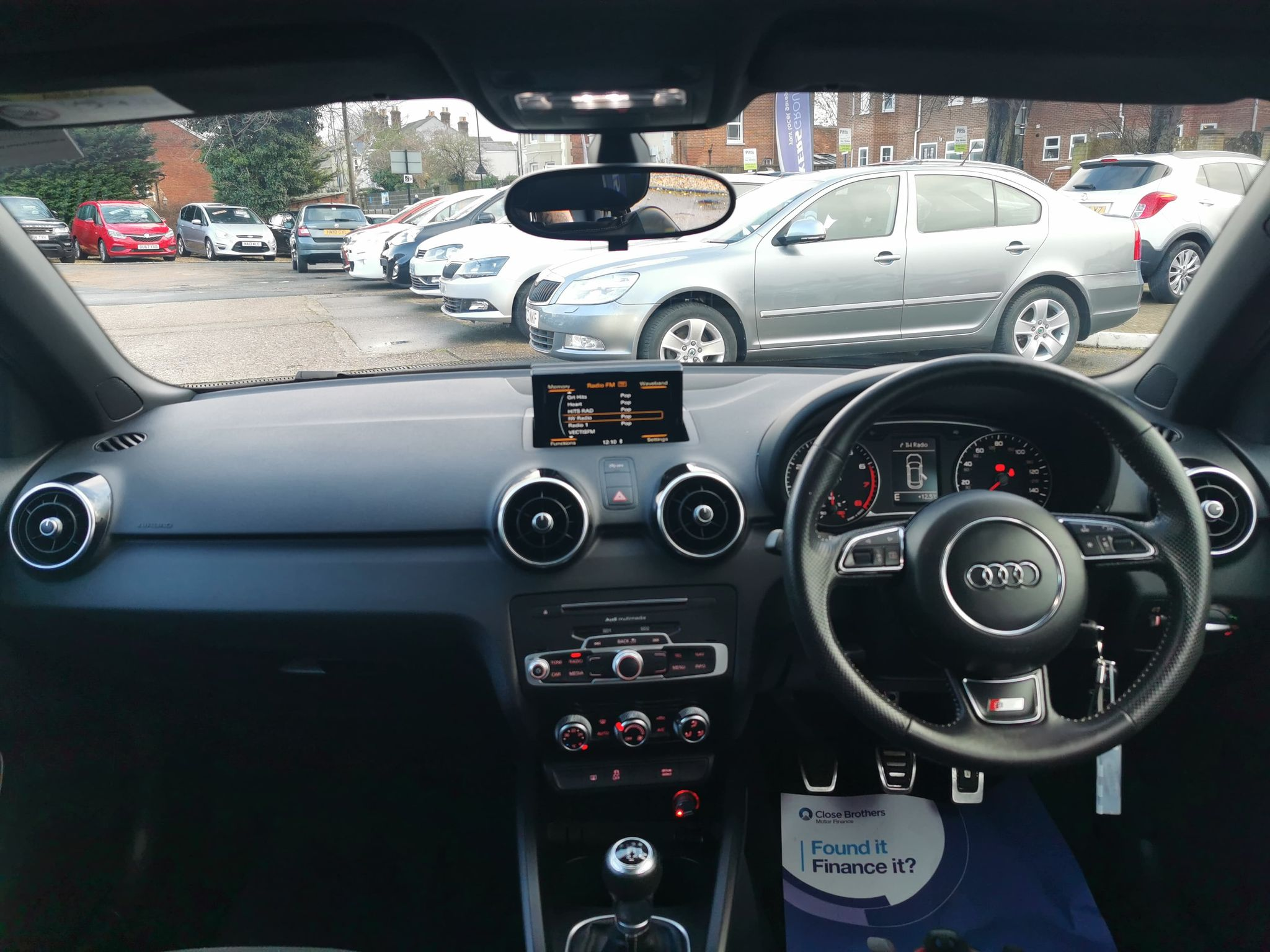 Car For Sale Audi A1 - YE66ZXO Sixers Group Image #14