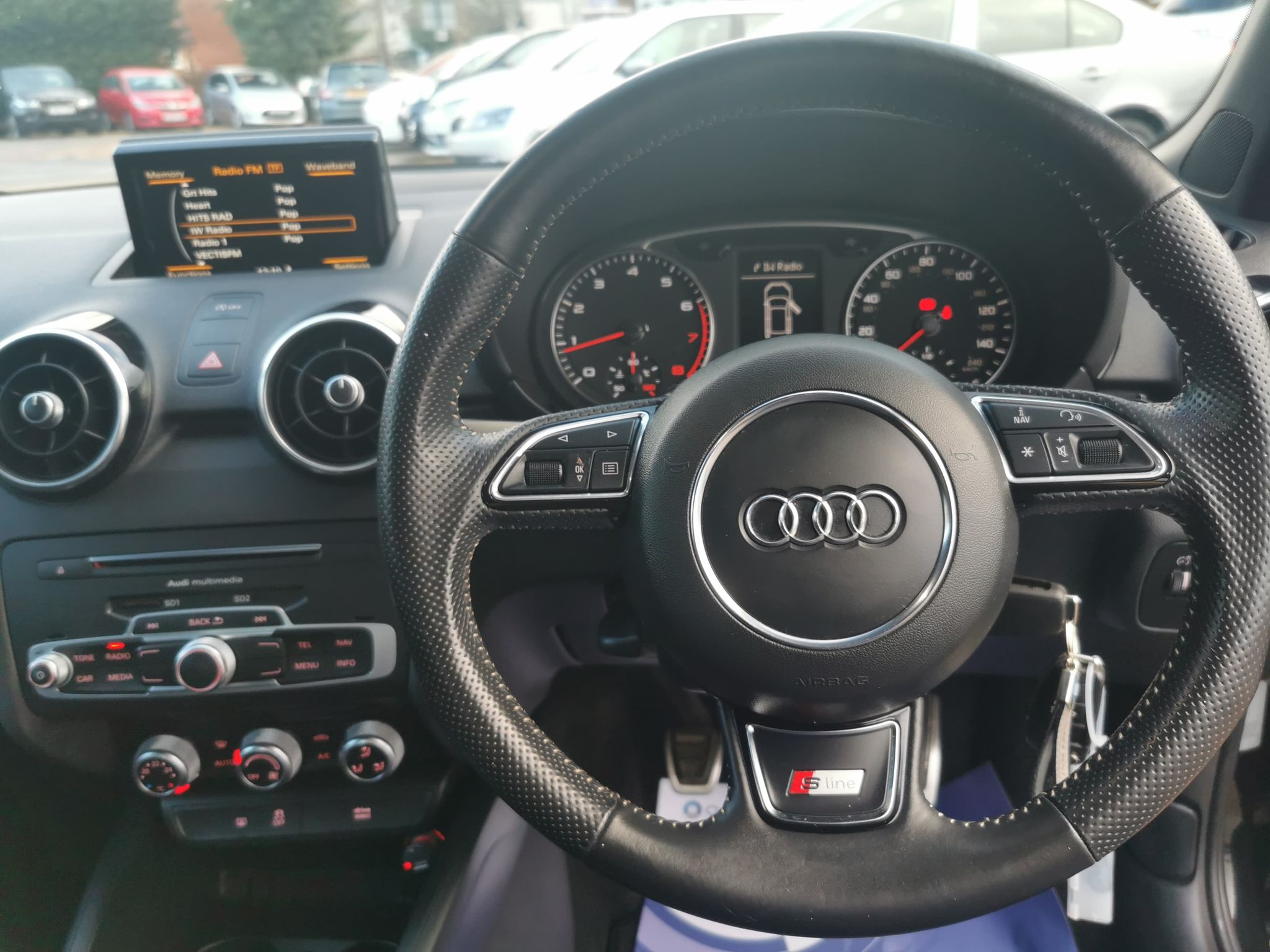 Car For Sale Audi A1 - YE66ZXO Sixers Group Image #15