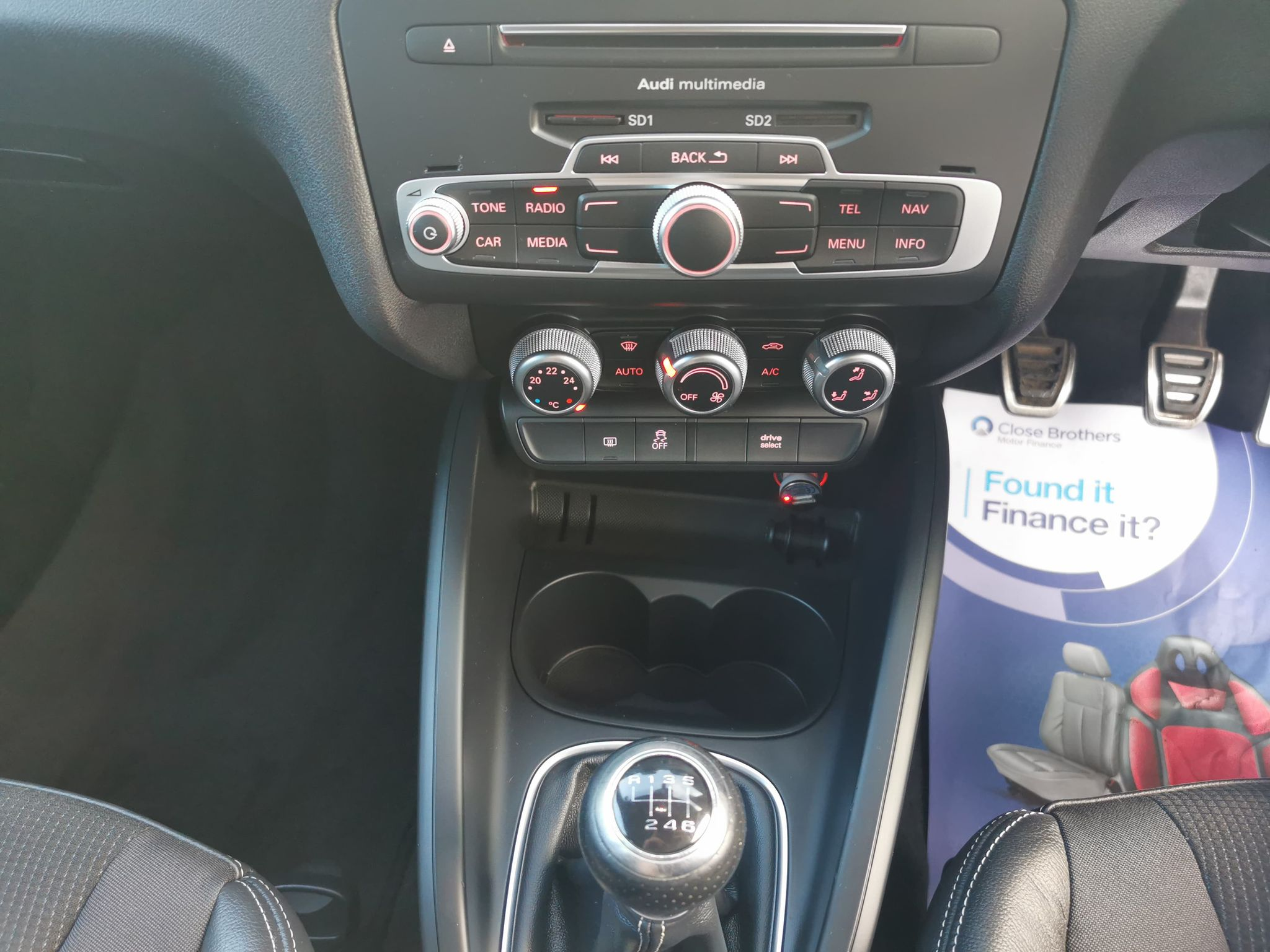 Car For Sale Audi A1 - YE66ZXO Sixers Group Image #17