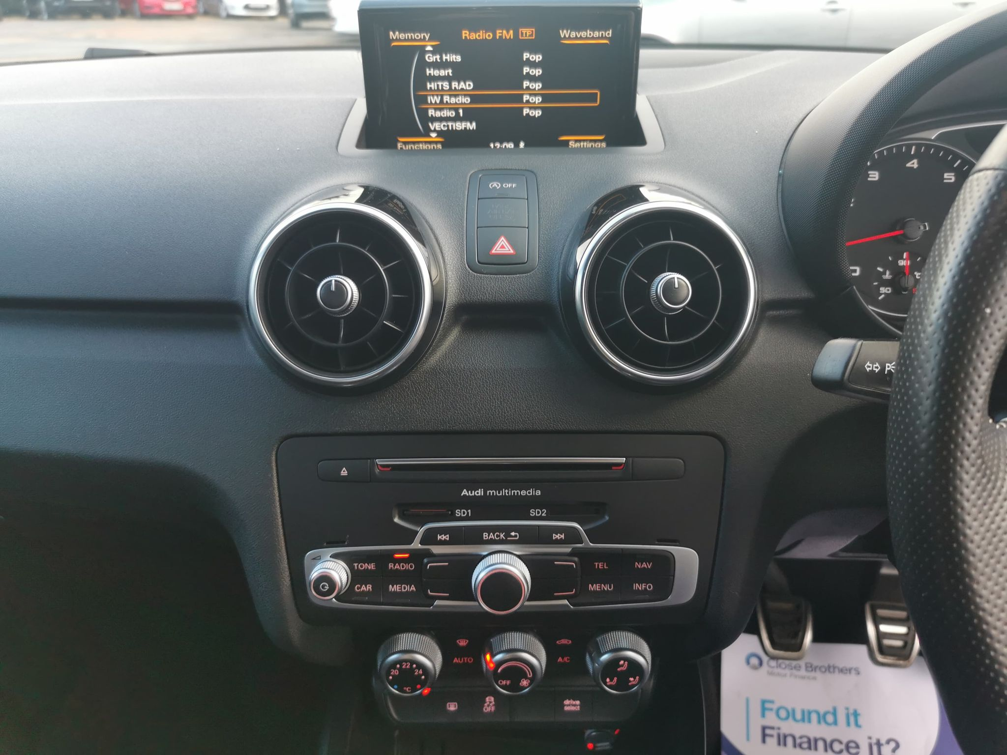 Car For Sale Audi A1 - YE66ZXO Sixers Group Image #18