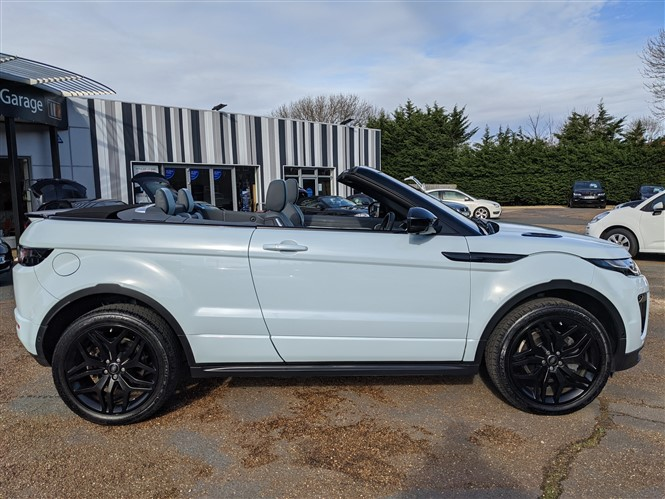 Car For Sale Land Rover Range Rover Evoque - GK17KKS Sixers Group Image #1