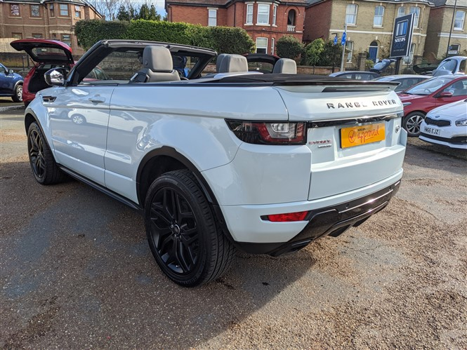 Car For Sale Land Rover Range Rover Evoque - GK17KKS Sixers Group Image #2