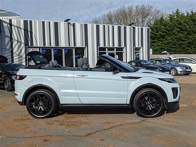 Car For Sale Land Rover Range Rover Evoque - GK17KKS Sixers Group Image #5