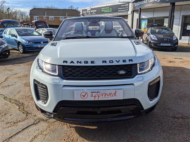 Car For Sale Land Rover Range Rover Evoque - GK17KKS Sixers Group Image #7