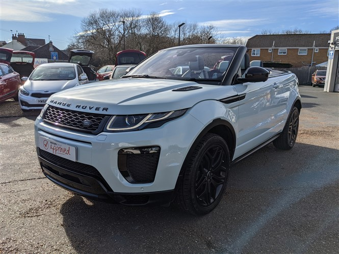 Car For Sale Land Rover Range Rover Evoque - GK17KKS Sixers Group Image #8