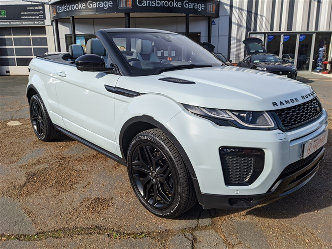 Car For Sale Land Rover Range Rover Evoque - GK17KKS Sixers Group Image #9